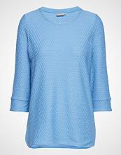 Fransa Frcijacq 1 T-Shirt Bluse Langermet Blå FRANSA