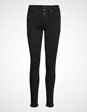 Replay New Luz Hyperflex Slim Jeans Svart REPLAY