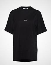 MSGM T-Shirt T-shirts & Tops Short-sleeved Svart MSGM