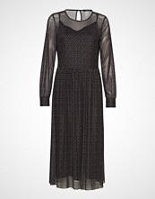 Bruuns Bazaar Ease Natali Dress Maxikjole Festkjole Svart BRUUNS BAZAAR