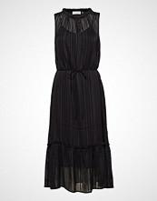 Rosemunde Dress Knelang Kjole Svart ROSEMUNDE