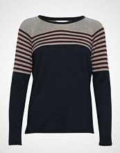 Signal Knit T-shirts & Tops Long-sleeved Blå SIGNAL