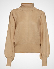 Marciano by GUESS Beatrice Sweater Top Høyhalset Pologenser Beige MARCIANO BY GUESS