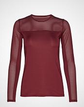 Röhnisch Miko Long Sleeve T-shirts & Tops Long-sleeved Rød RÖHNISCH