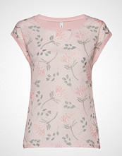 Soyaconcept Sc-Sue T-shirts & Tops Short-sleeved Rosa SOYACONCEPT