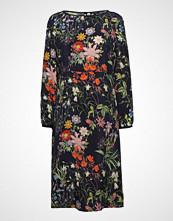 Marc O'Polo Woven Dress Knelang Kjole Svart MARC O'POLO