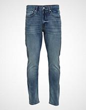 Calvin Klein Ckj 056 Athletic Tap Slim Jeans Blå CALVIN KLEIN JEANS