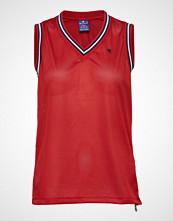 Champion Rochester Tank Top T-shirts & Tops Sleeveless Rød CHAMPION ROCHESTER