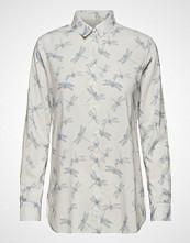 Barbour Barbour Bowfell Shirt Langermet Skjorte Hvit BARBOUR