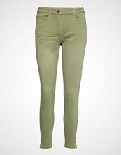Edc by Esprit Pants Woven Skinny Jeans Grønn EDC BY ESPRIT