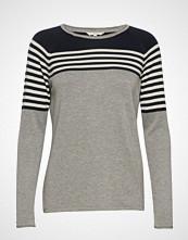 Signal Knit T-shirts & Tops Long-sleeved Grå SIGNAL