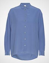 Boss Casual Wear Ecluni_3 Bluse Langermet Blå BOSS CASUAL WEAR