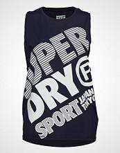 Superdry Sport Japan Edition Lazer Vest T-shirts & Tops Sleeveless Blå SUPERDRY SPORT