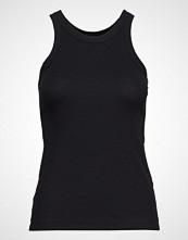Totême Espera Rib Tank T-shirts & Tops Sleeveless Svart TOTÊME