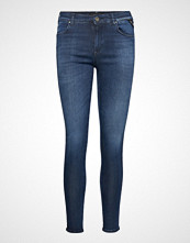 Replay Stella Hyperflex Clouds Skinny Jeans Blå REPLAY