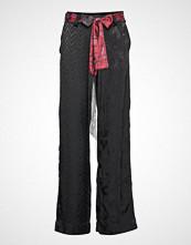 Desigual Pant Terry Vide Bukser Svart DESIGUAL