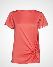 Röhnisch Knot Tee T-shirts & Tops Short-sleeved Rød RÖHNISCH