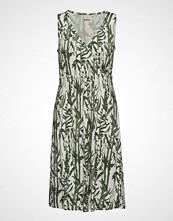 Cream Ninna Jersey Dress Knelang Kjole Multi/mønstret CREAM