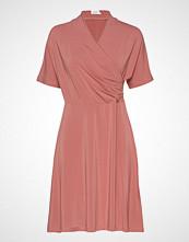 Residus Pomme Dress Knelang Kjole Rosa RESIDUS
