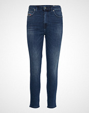 Diesel Women Babhila-High Trousers Slim Jeans Blå DIESEL WOMEN