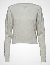 Filippa K Soft Sport Light Knit Sweatshirt Strikket Genser Grå FILIPPA K SOFT SPORT