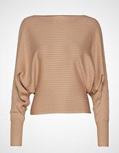 Gina Tricot Lovisa Knitted Sweater Strikket Genser Beige GINA TRICOT