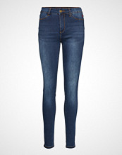 Desigual Denim Basic Skinny Jeans Blå DESIGUAL