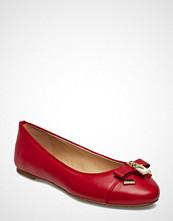 Michael Kors Shoes Alice Ballet Ballerinasko Ballerinaer Rød MICHAEL KORS SHOES