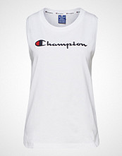 Champion Rochester Tank Top T-shirts & Tops Sleeveless Hvit CHAMPION ROCHESTER
