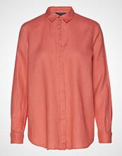 Esprit Collection Blouses Woven Bluse Langermet Oransje ESPRIT COLLECTION