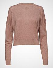 Filippa K Soft Sport Light Knit Sweatshirt Strikket Genser Rosa FILIPPA K SOFT SPORT