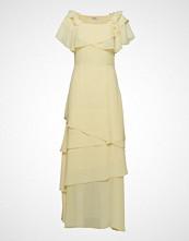 Valerie Salma Long Dress Maxikjole Festkjole Gul Valerie