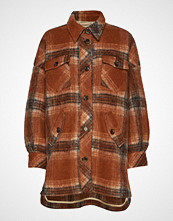 Lovechild 1979 Freja Shirt Langermet Skjorte Brun LOVECHILD 1979