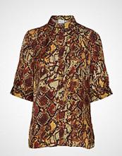 Gestuz Chellagz Shirt Ma19 Bluse Kortermet Multi/mønstret GESTUZ