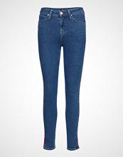 Lee Jeans Scarlett Piping Skinny Jeans Blå LEE JEANS