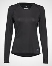 Adidas Performance Supernova Ls T T-shirts & Tops Long-sleeved Svart ADIDAS PERFORMANCE