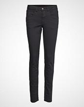 Cream Lotte Twill Jeans - Coco Fit Skinny Jeans Svart CREAM
