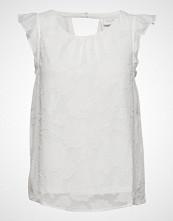 Vila Vibalia S/L Top T-shirts & Tops Sleeveless Hvit VILA