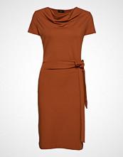 Residus Lily Dress Knelang Kjole Oransje RESIDUS