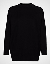 Mango Over Sweater Strikket Genser Svart Mango