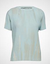 BOSS Business Wear Etrice T-shirts & Tops Short-sleeved Blå BOSS BUSINESS WEAR