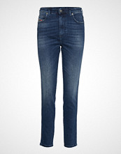 Diesel Women Babhila-High Trouser Slim Jeans Blå DIESEL WOMEN