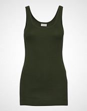 By Malene Birger Newdawn T-shirts & Tops Sleeveless Grønn BY MALENE BIRGER