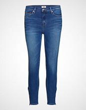 Tommy Jeans Mid Rise Skny Nora 7 Skinny Jeans Blå TOMMY JEANS