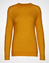 Bruuns Bazaar Holly Johanne Pullover Strikket Genser Gul BRUUNS BAZAAR