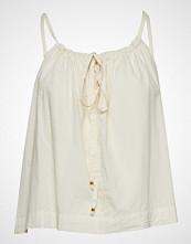 Filippa K Ashbury Strap Top Bluse Ermeløs Hvit FILIPPA K