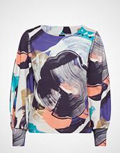 Nanso Ladies Shirt, Orvokki Bluse Langermet Multi/mønstret NANSO