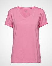 Minus Adele Tee T-shirts & Tops Short-sleeved Rosa MINUS