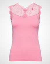 Minus Vanessa Top T-shirts & Tops Sleeveless Rosa MINUS
