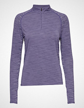 Under Armour Tour Tips 1/4 Zip T-shirts & Tops Long-sleeved Lilla UNDER ARMOUR
